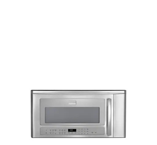 frigidaire professional 2 0 cu ft over the range microwave