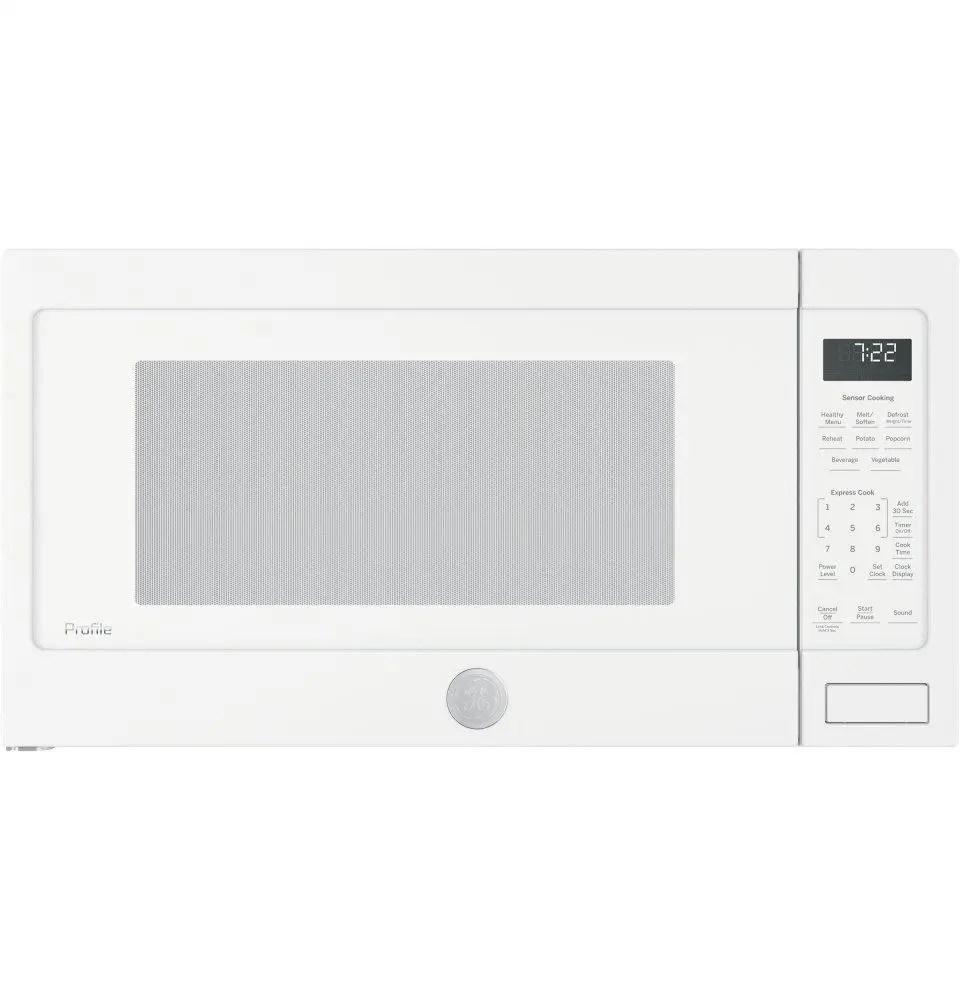 2 2 cu ft countertop sensor microwave