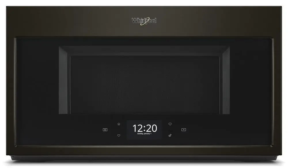 over the range microwaves cooking