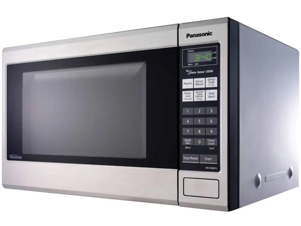 inverter technology nn sn661s stainless