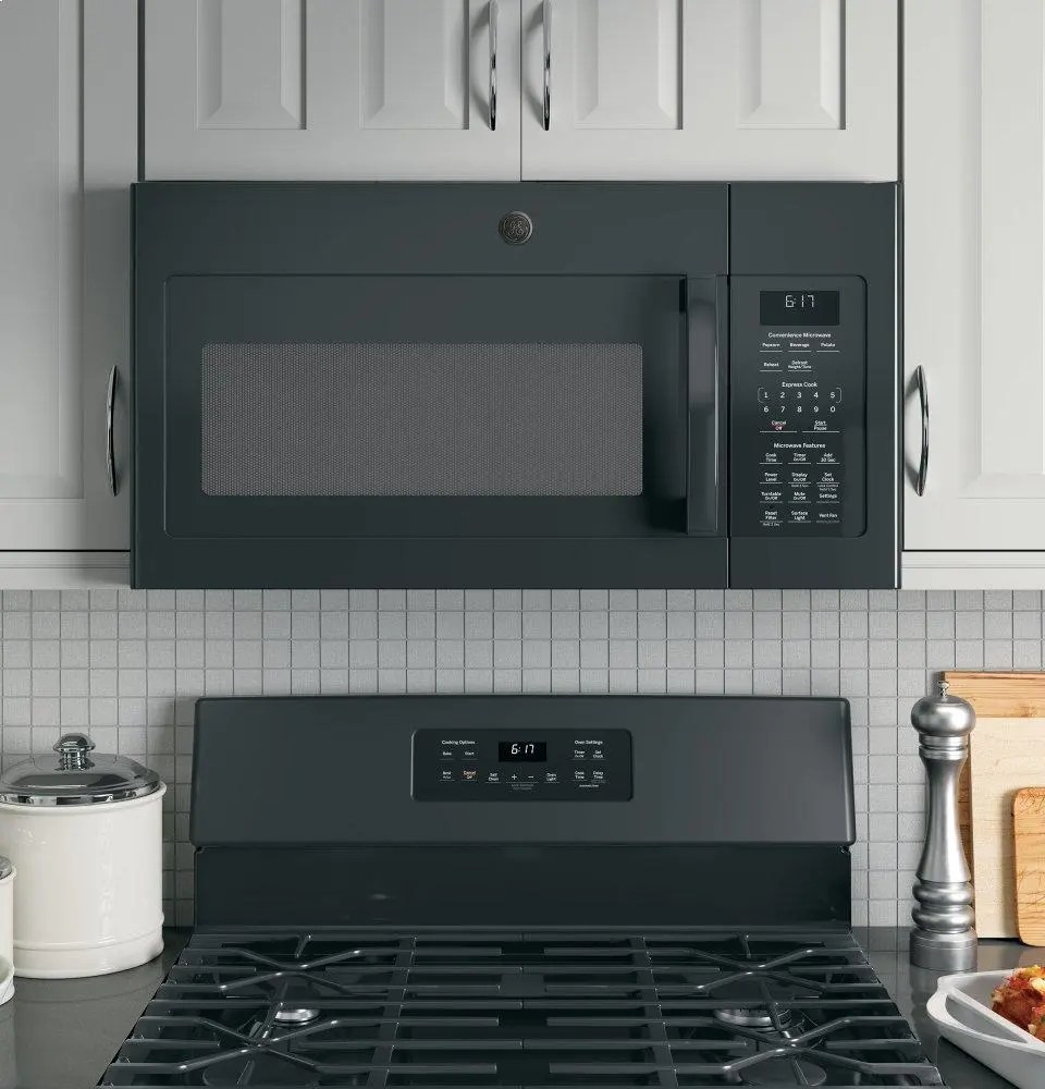 1 7 cu ft over the range microwave