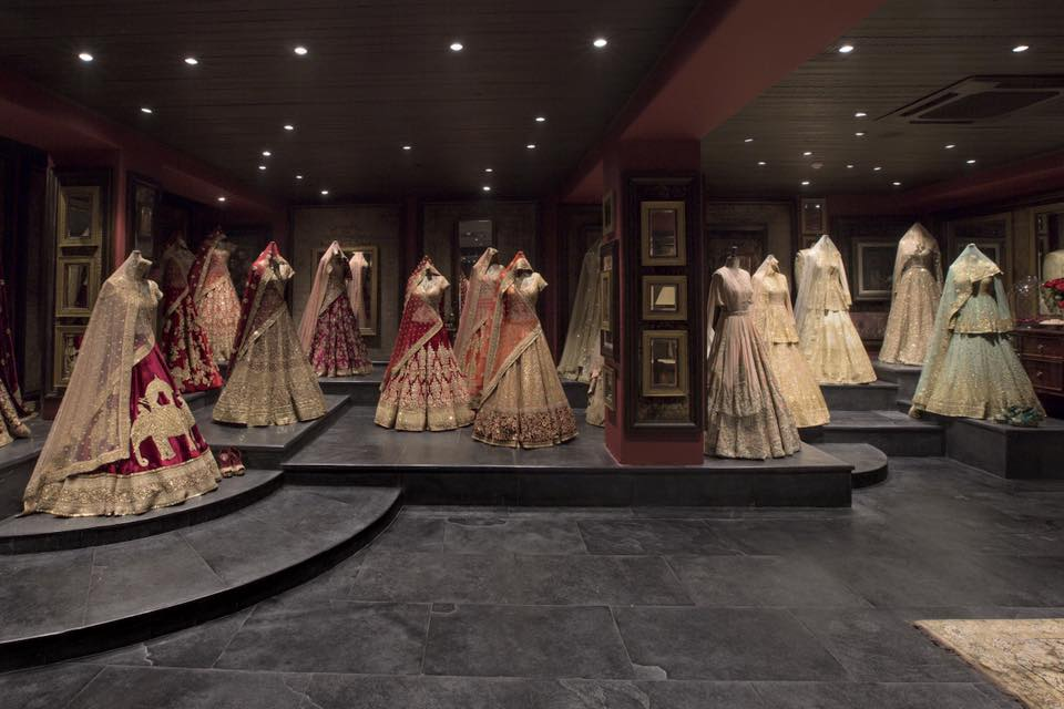 Inside The New Sabyasachi Store In Delhi WedMeGood