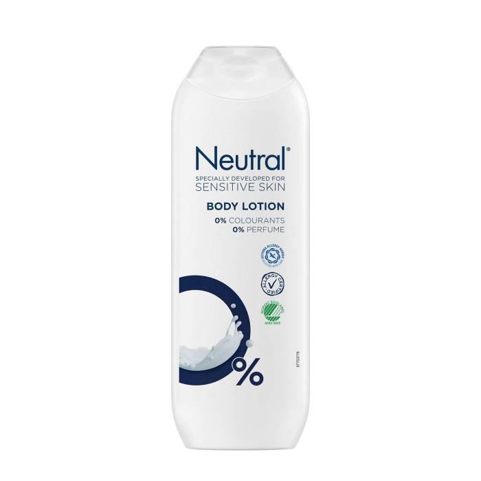 Neutral bodylotion - 250 ml - parfumvrij