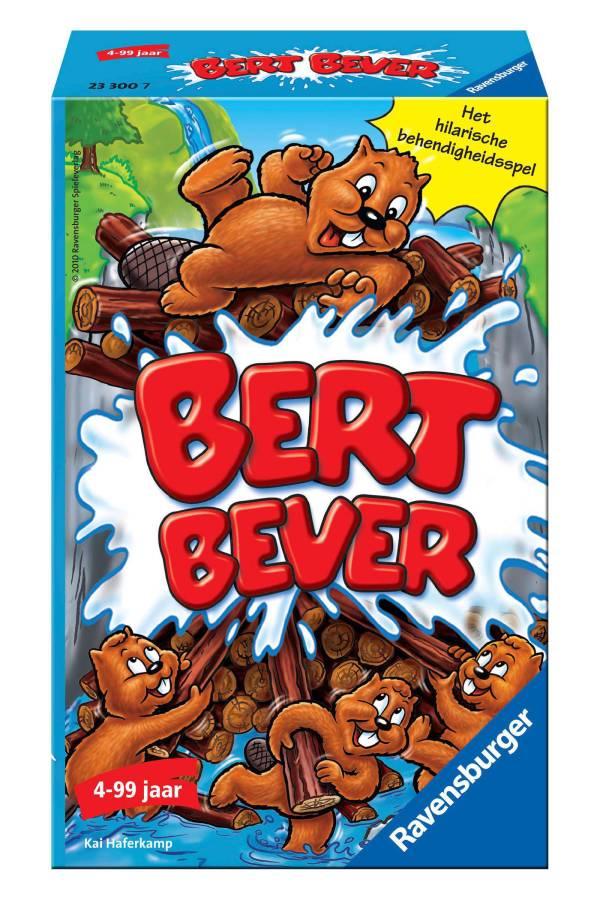 Ravensburger Bert Bever reisspel