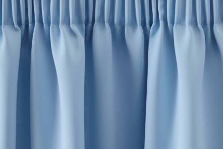 Inrichting Huis Inspiratie » blauwe verduisterende gordijnen ...