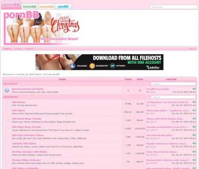 Click Here To Visit Pornbb