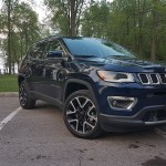 Review 2018 Jeep Compass Limited 4x4 Wheels Ca