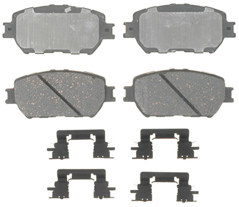 Disc Brake Pad Set Parts