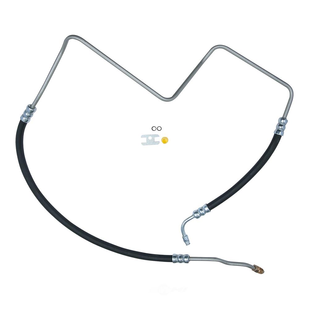 Chevrolet Trailblazer Steering Pressure Hose Parts
