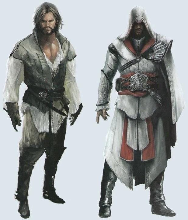 Ezio Auditore: BAMF