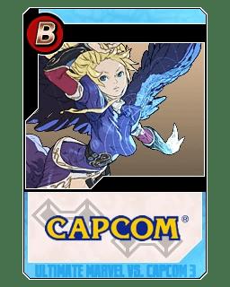 Ultimate Marvel Vs Capcom 3 Nina I Card
