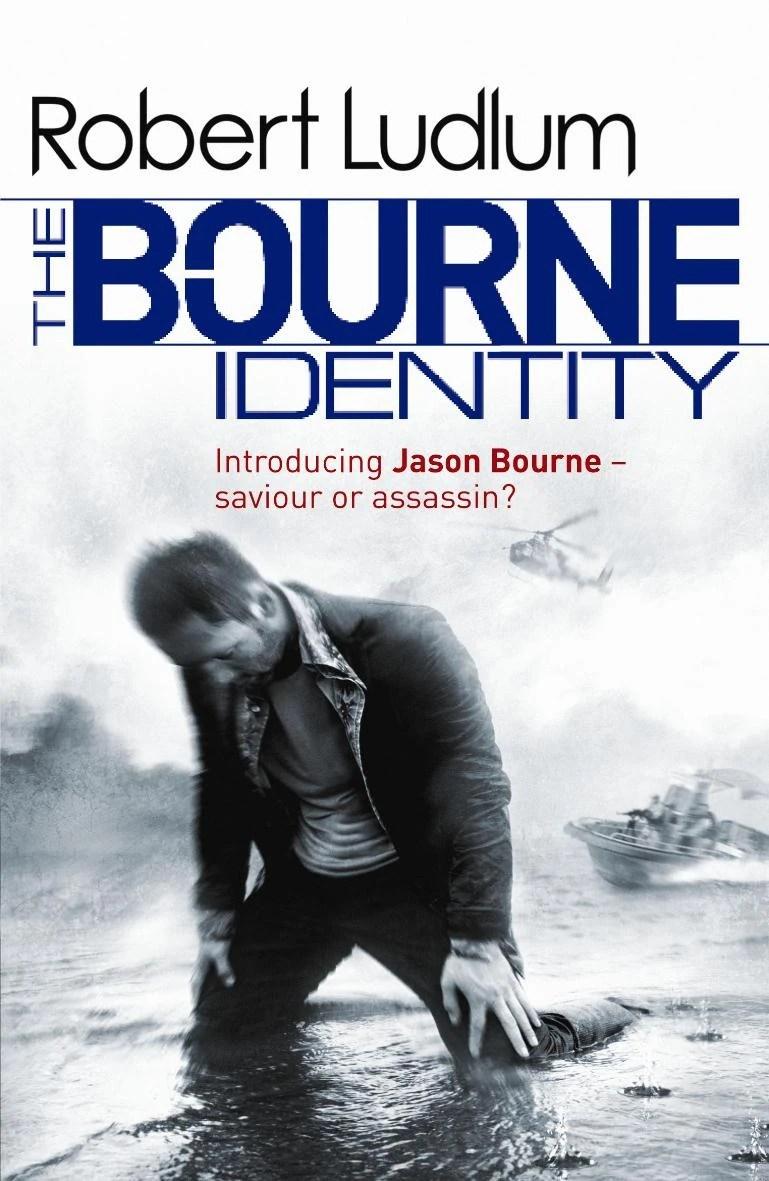the bourne identity robert ludlum