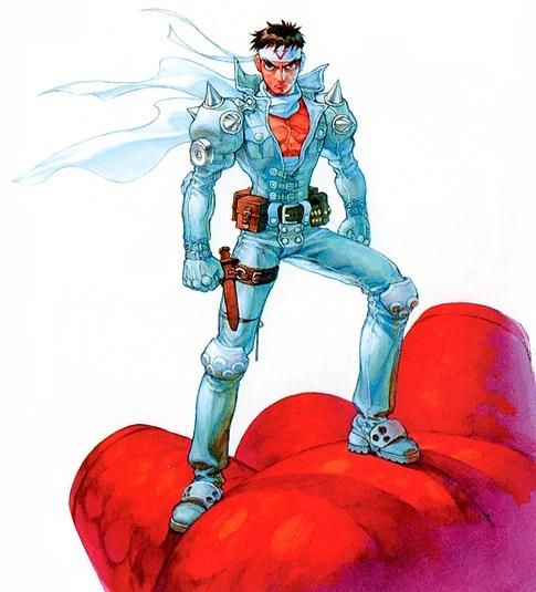 Cyberbots Jin