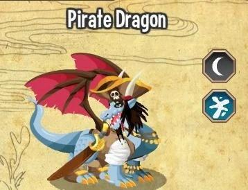 Pirate Dragon
