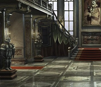 Image AlexandriaCastleHallway4png The Final Fantasy