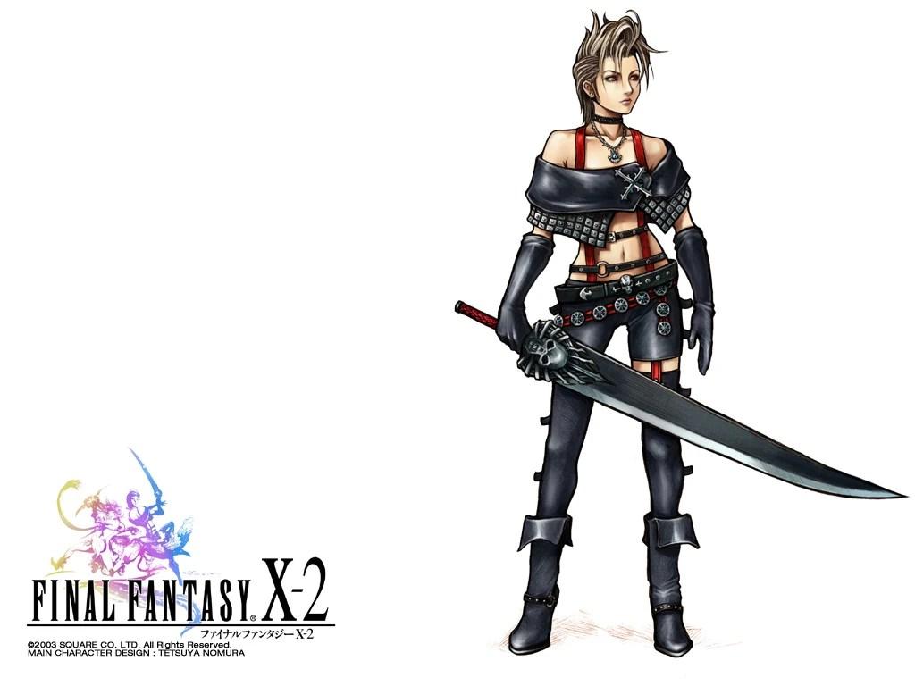 Final Fantasy X 2 Wallpapers Final Fantasy Wiki FANDOM