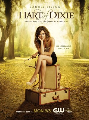 TV FEATURE: HART OF DIXIE STARRING RACHEL BILSON