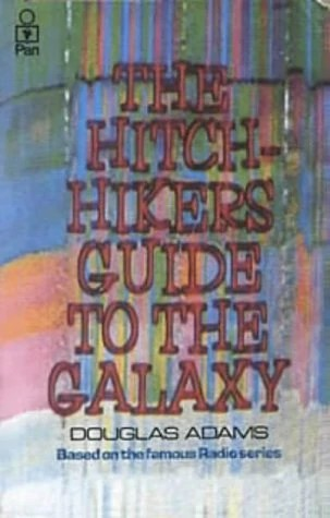 the hitchikers guide to the galaxy essays