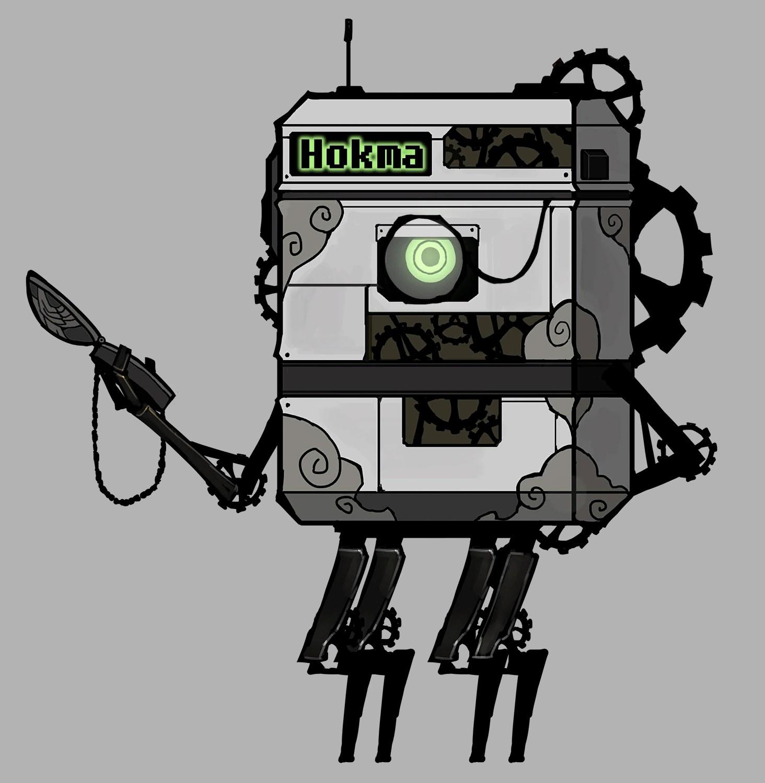 抑制核心 Hokma | 腦葉公司 Wiki | Fandom