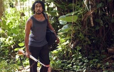 Sayid vaga nella Giungla