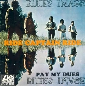 Obscure Bands And Great Songs: Blues Image And Ride Captain Ride