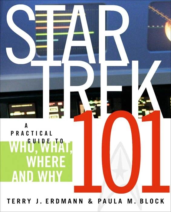 Star Trek 101 - cover