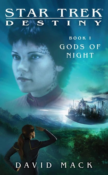 Gods of Night - cover