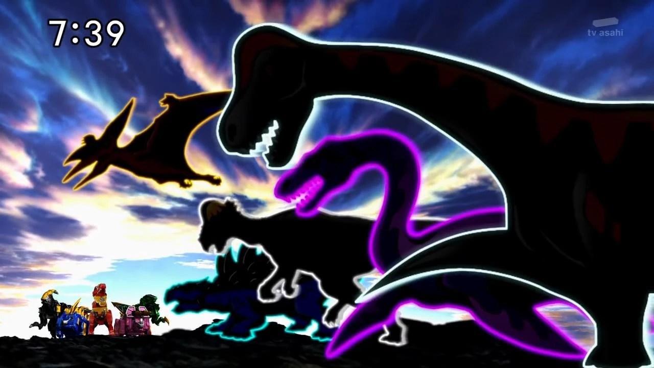 Zyuden Sentai Kyoryuger | OmegaRider99ZX