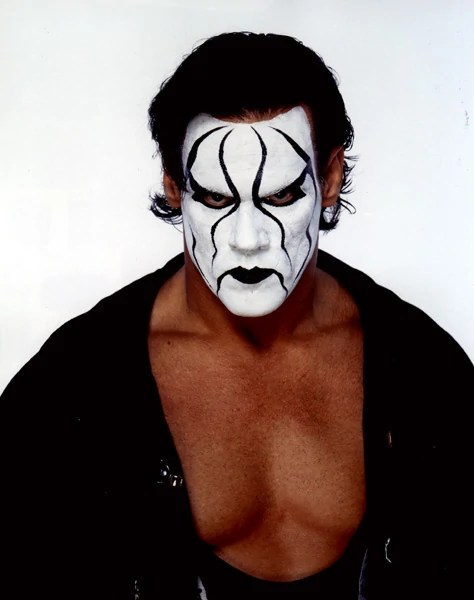 Sting   Pro Wrestling Wikia 中文職摔大百科   Fandom