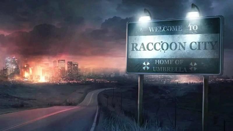 Racoon City!