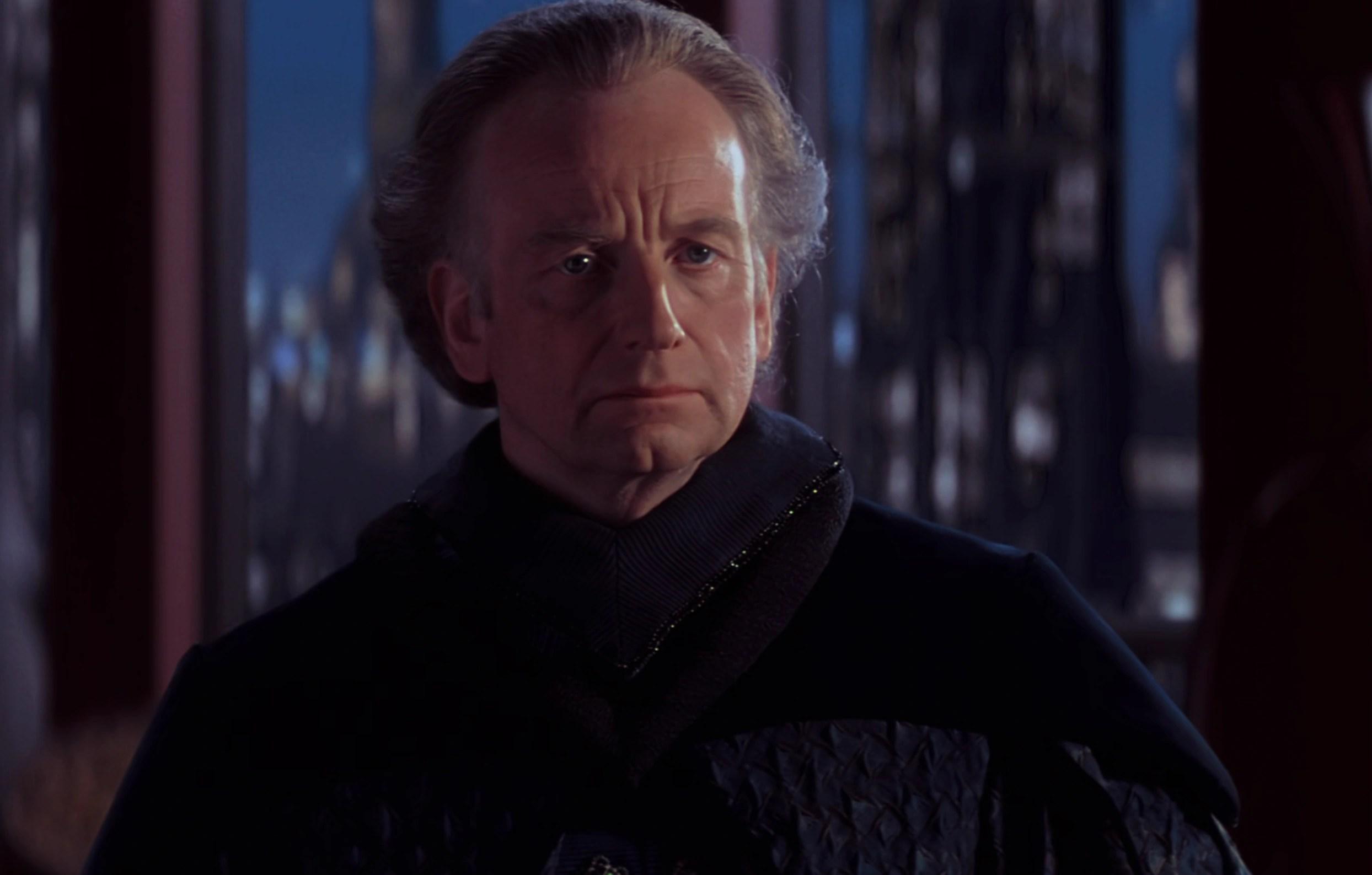 senator palpatine, emperor palpatine, darth sidious, sith lord, clone wars sith