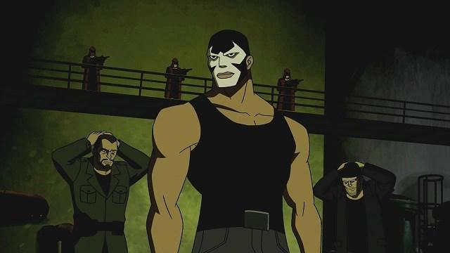 Tall How Wayne Bruce