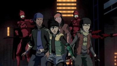 YOUNG JUSTICE S02E17