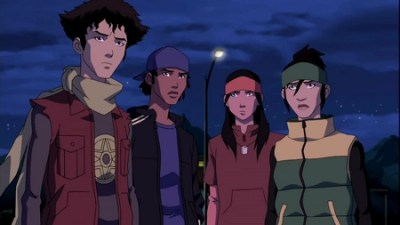 YOUNG JUSTICE S02E14