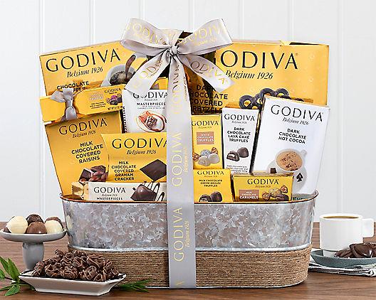 Godiva Holiday Collection