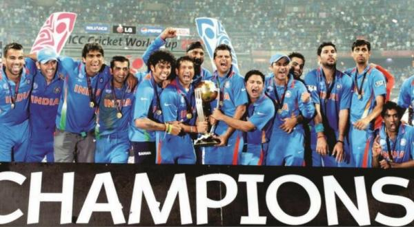 India won World Cup today 7 years ago: Watch that winning ...