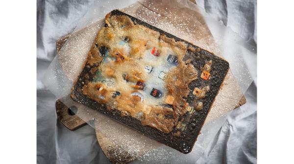 iPad pastellato