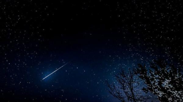 Le stelle cadenti delle Geminidi,