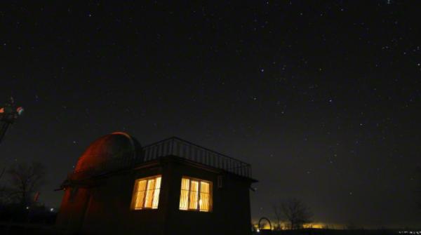 Le Geminidi e l'osservatorio di Avren,