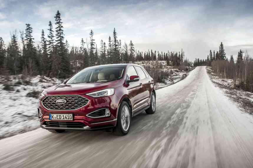 Ford edge Vignale_