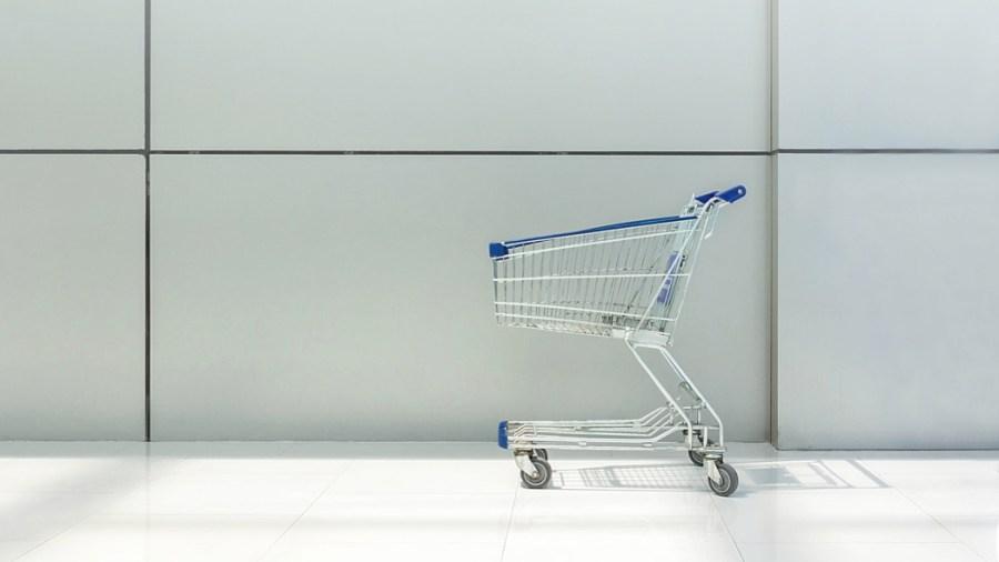 Carrello della spesa (Getty Images)