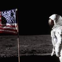 Le foto dell'allunaggio del 20 luglio 1969, 50 anni dopo