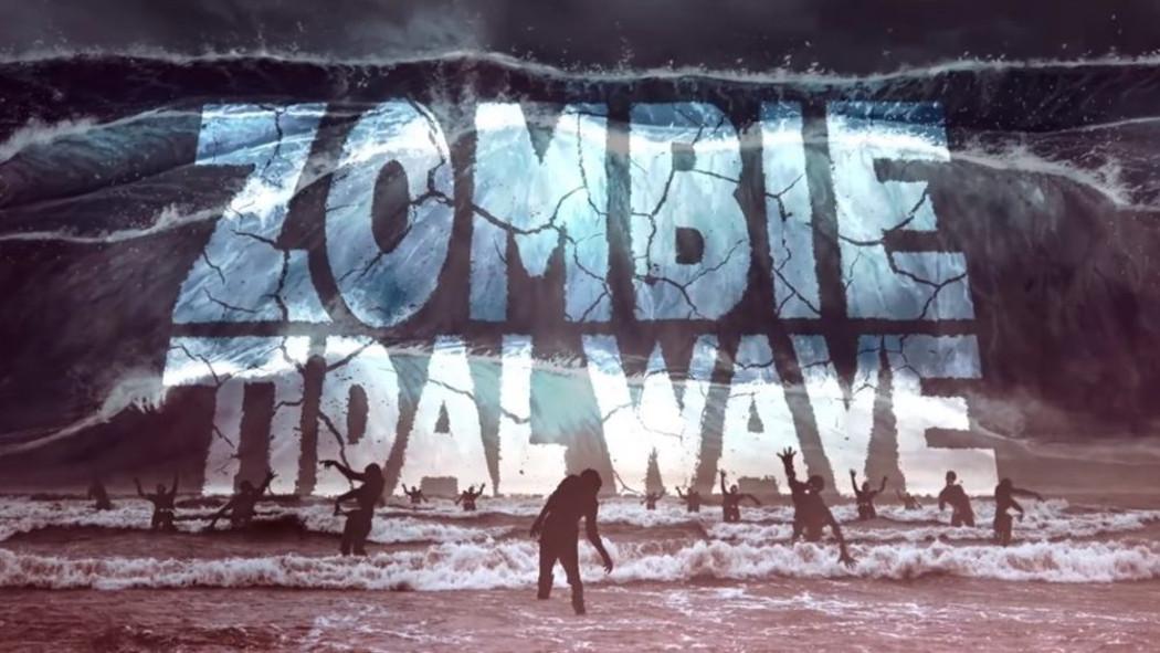 Il Trailer Di Zombie Tidal Wave Film Su Uno Tsunami Di