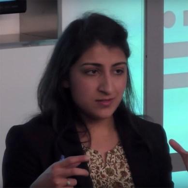 Lina Khan (Wikipedia)