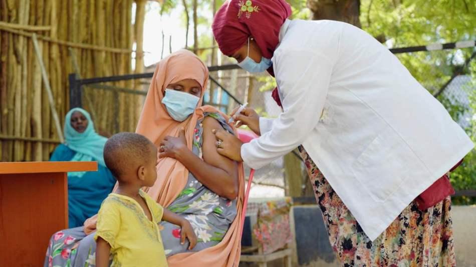 africa vaccini