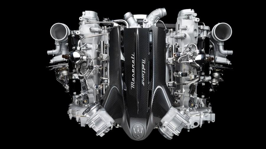 Motore Nettuno di Maserati