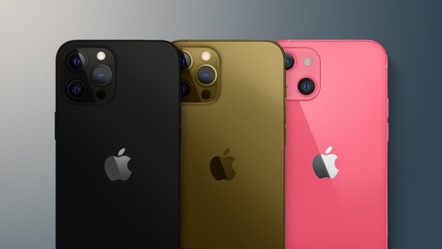 nuovi colori iphone 13 modelli