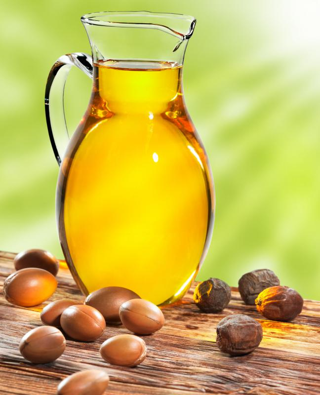 What Is Argan Oil Cream With Pictures