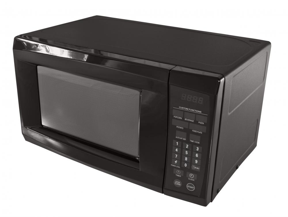 what is a commercial microwave with