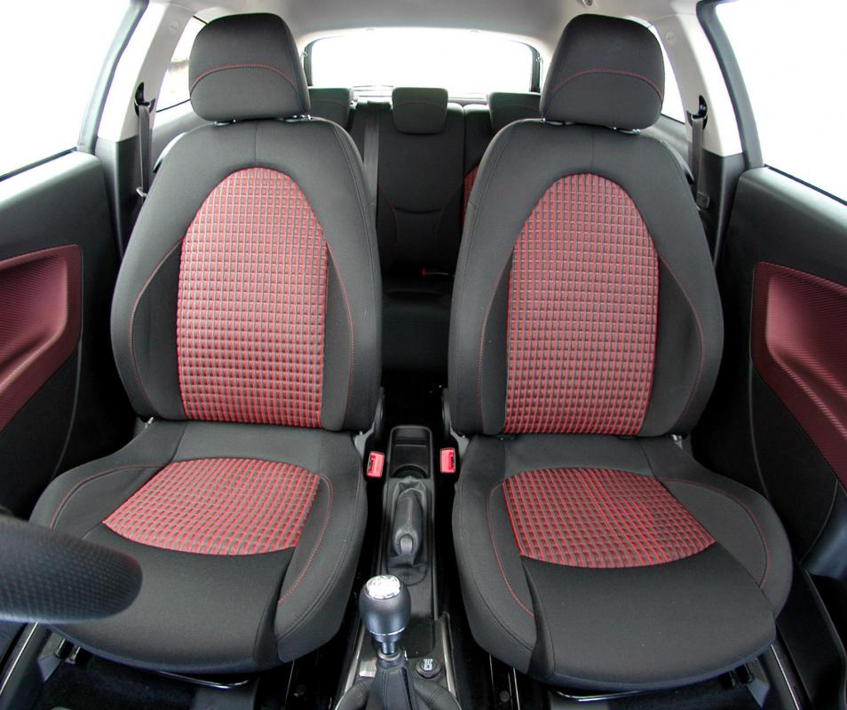 Best way to clean car interior cloth seats for What is the best interior car cleaner